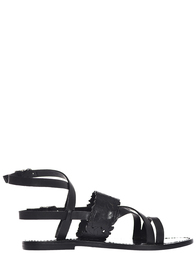 Женские сандалии Twin-Set CS7TSU00006_black