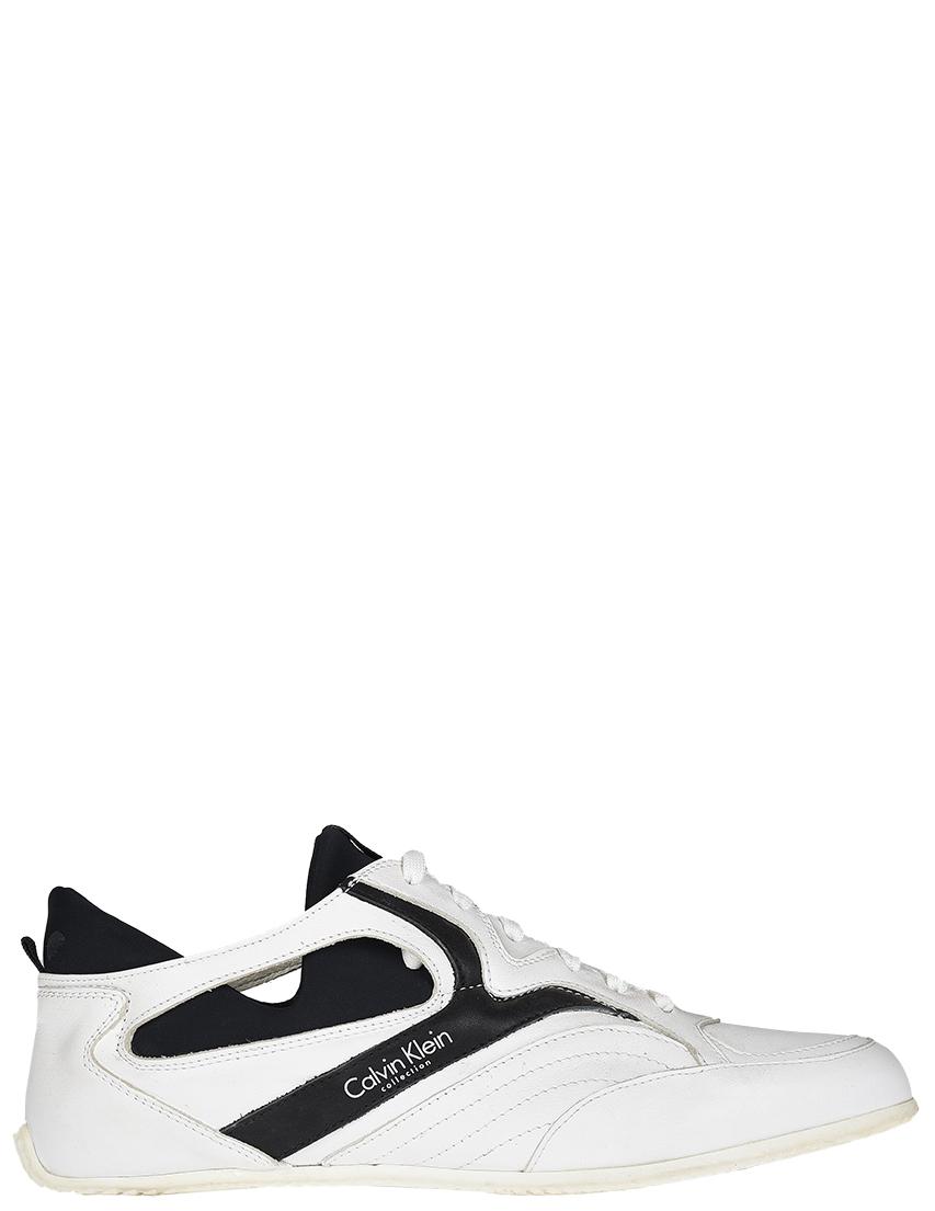 Мужские кроссовки Calvin Klein Collection 4075_white