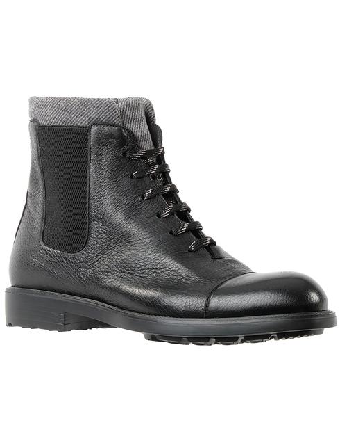 черные мужские Ботинки Moreschi 42865 12075 грн