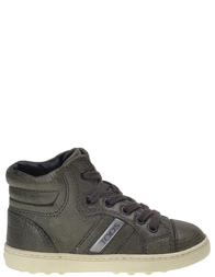 Детские кроссовки для мальчиков TOD'S В608_green