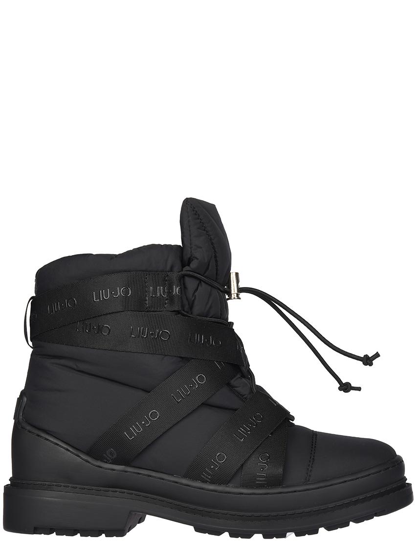 Женские ботинки Liu Jo 68017_black