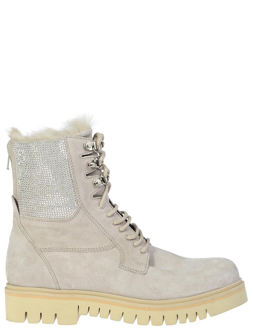 Купить Ботинки, FRU.IT, Бежевый, Осень-Зима