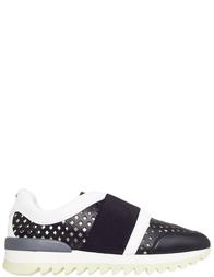 Женские кроссовки Armani Jeans 925206_black