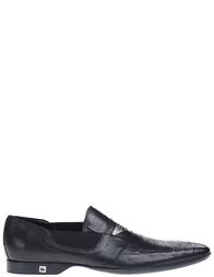 Мужские лоферы ROBERTO BOTTICELLI AGR-10309-black