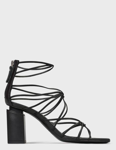 женские черные Босоножки Vic Matie 1Z5848D.Z22C8XB001 - фото-6