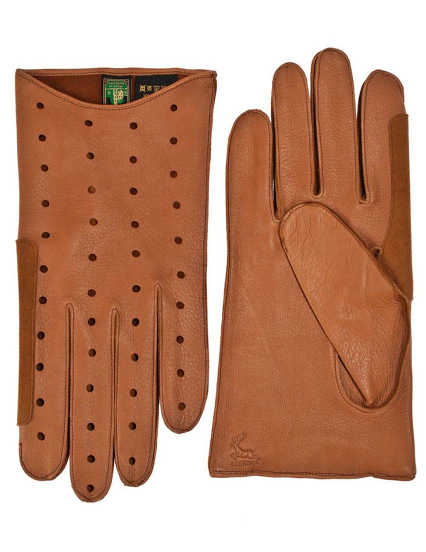Мужские перчатки ALPA GLOVES 10618040-035tan