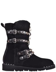 Женские полусапоги Mimmu boot-H1_black