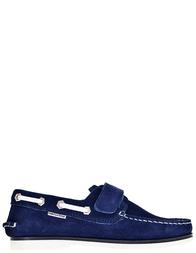 Детские мокасины для мальчиков Naturino 3094-bleu_blue