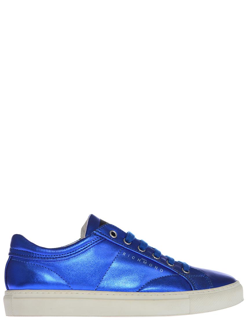 Женские кеды John Richmond 3190_blue