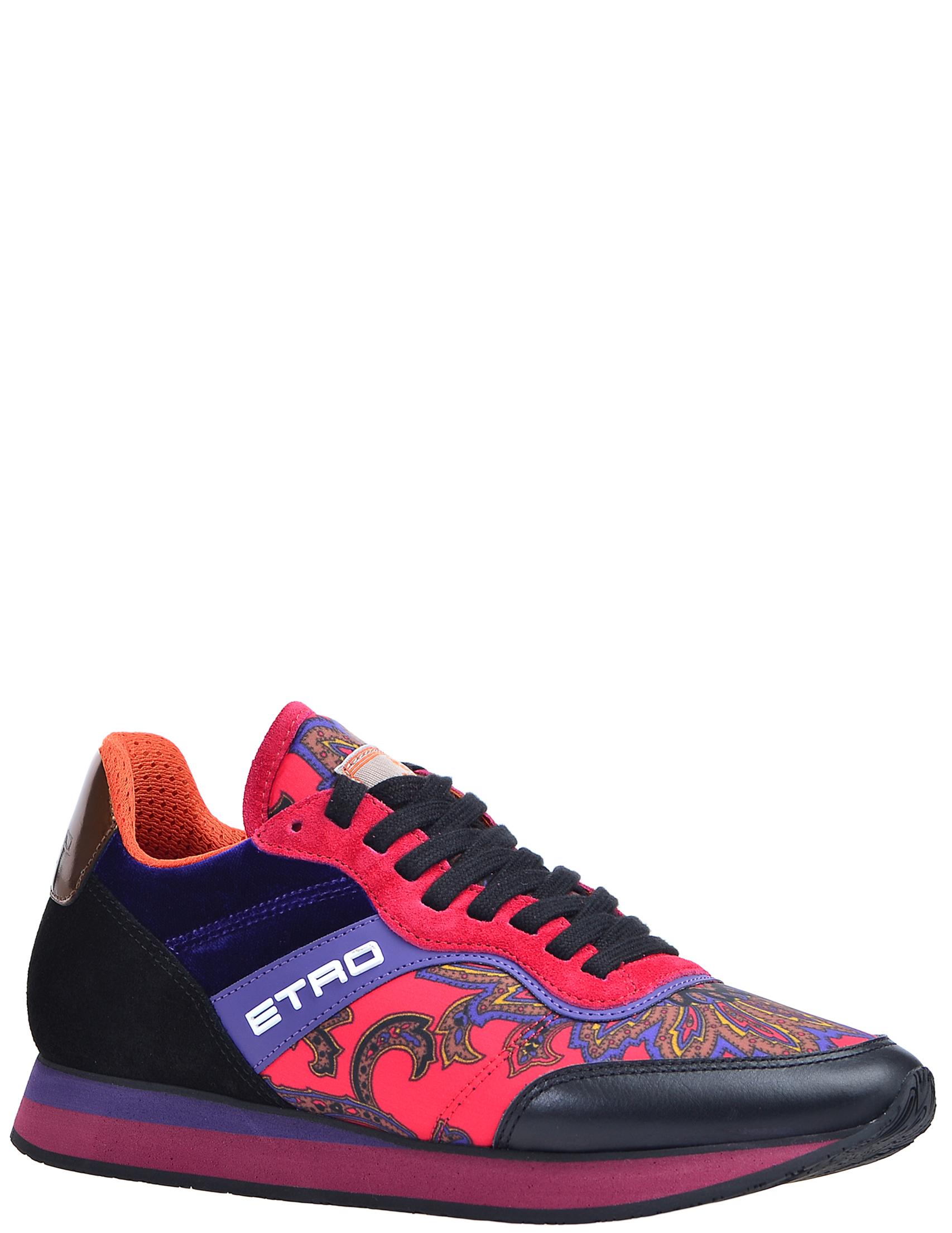Фото 2 - женские кроссовки  цвет многоцветный