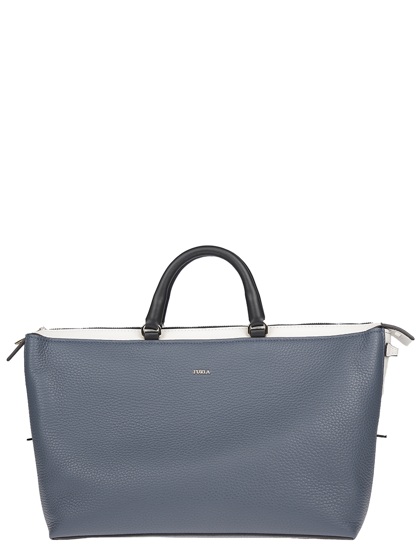 Купить Женские сумки, Сумка, FURLA, Синий, Осень-Зима