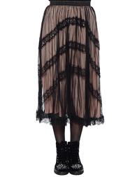 Женская юбка TWIN-SET TA72G100299-00006_beige