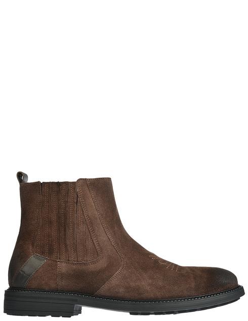 мужские коричневые Ботинки Trussardi 77A001199Y09999-B220 - фото-2