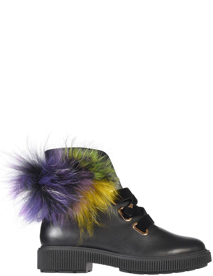 Женские ботинки HELENA SORETTI 5062_black
