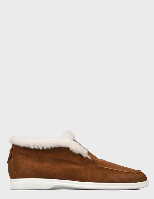 женские коричневые Ботинки Loriblu AGR-1I29502522-740MO - фото-6