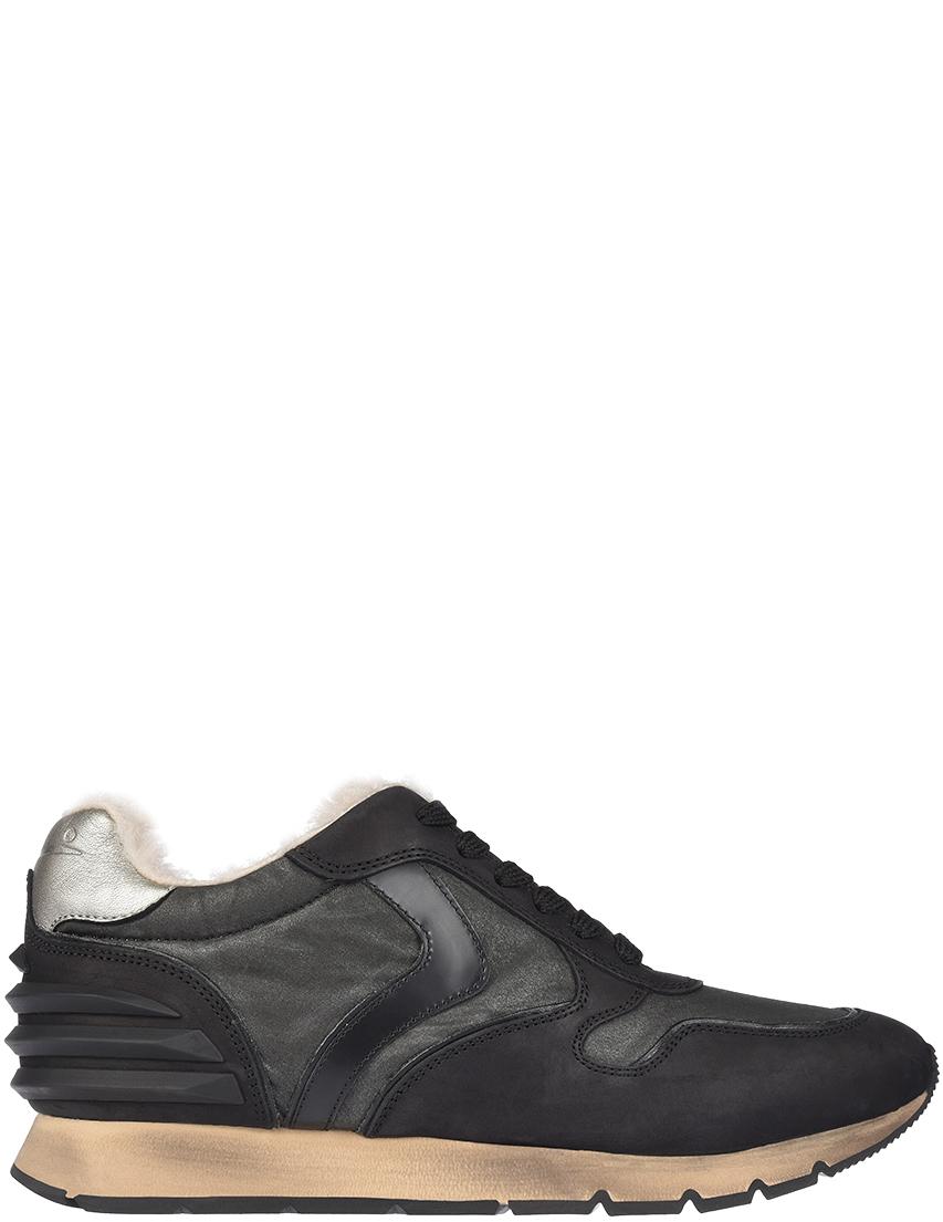 Мужские кроссовки Voile Blanche 2013088-01-9101-black