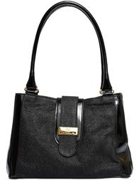 Женская сумка Di Gregorio 2447-GLIT_black