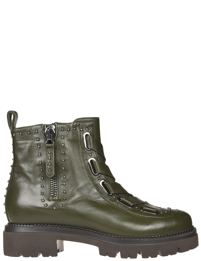 Женские ботинки Nando Muzi NM-T488VER_green