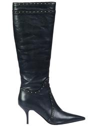 Женские сапоги POLLINI 26470_black