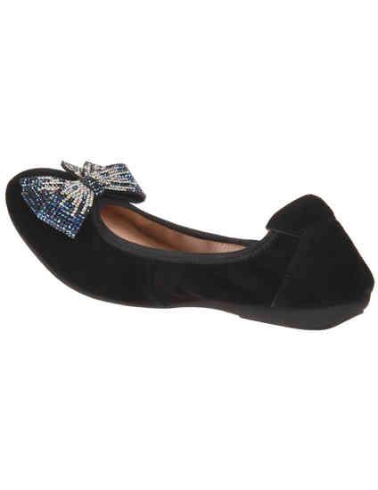 черные женские Балетки Gianni Renzi AGR-1040_black 3751 грн
