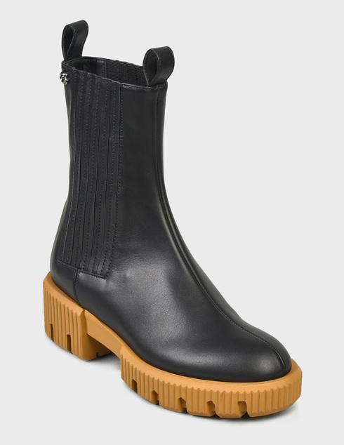 черные Ботинки Baldinini D2B620VIGE0000