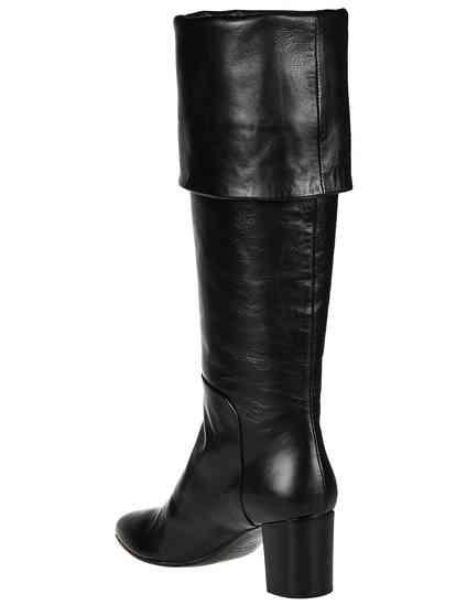 женские черные Сапоги Ballin B9W0030-0025999 - фото-2