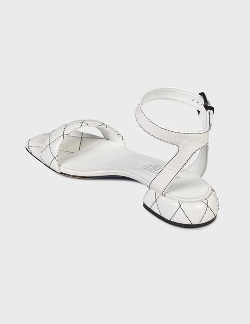 женские белые Босоножки Loriblu AGR-1EM3002500 - фото-2