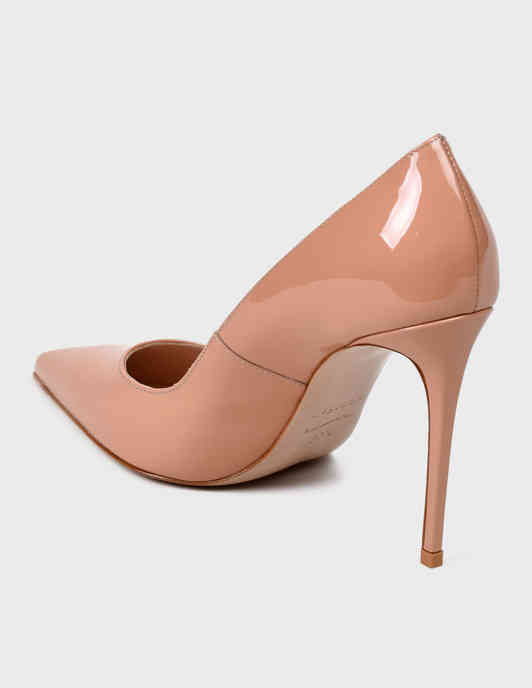 бежевые женские Туфли Le Silla 2101-090-152-beige 15180 грн