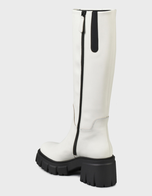 женские белые Сапоги Loriblu 2I6TM00200-BIANCO - фото-2