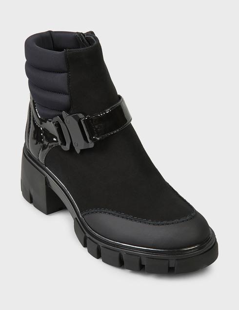 черные Ботинки Loriblu AGR-1IGAN178GG
