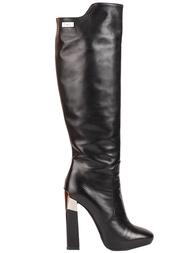 Женские сапоги TWICE 410063-black