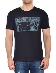 Мужская футболка TRUSSARDI JEANS 52T44-19