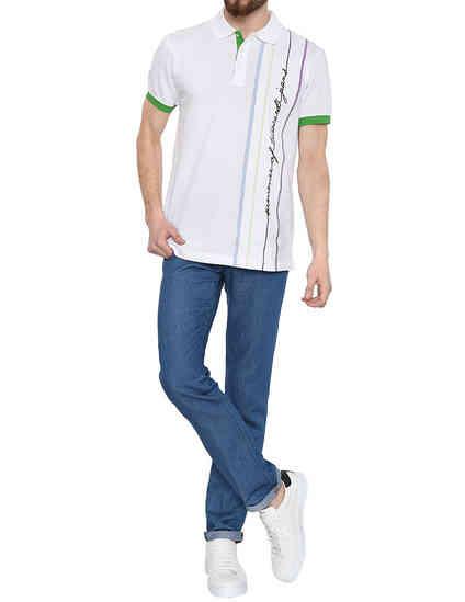 Trussardi Jeans 52T00077-W001_white