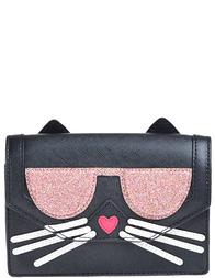 Женская сумка KARL LAGERFELD 3092_black