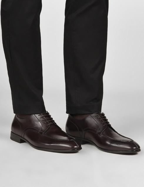 бордовые Туфли Franceschetti 2339018