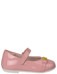 Детские туфли для девочек MOSCHINO 25258_pinkL