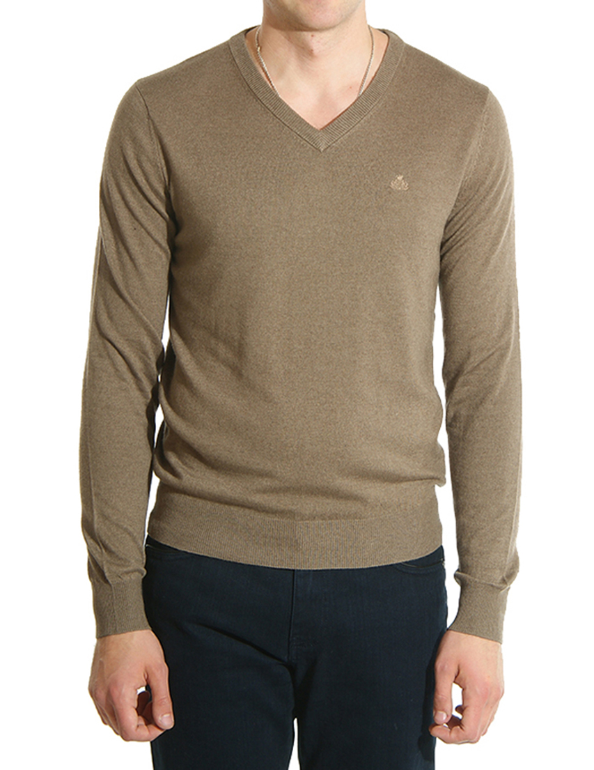 Мужской пуловер ARMATA DI MARE 5350764brown