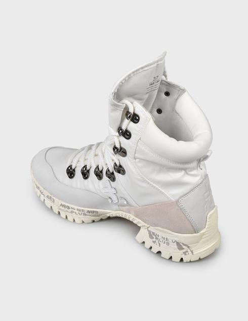 женские белые Ботинки Premiata MIDTRECD_188 - фото-2