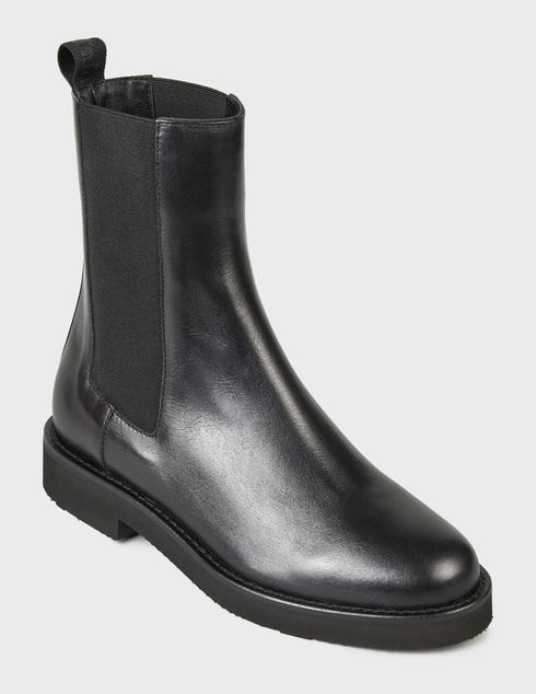 черные Ботинки Baldinini D2B361VIGE0000