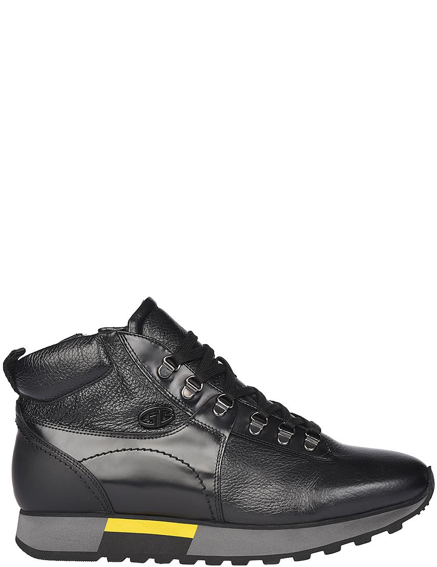 Мужские кроссовки Gianfranco Butteri 93533_black