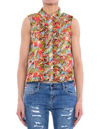 Женская блуза 10X10ANITALIANTHEORY AN26C252--multi