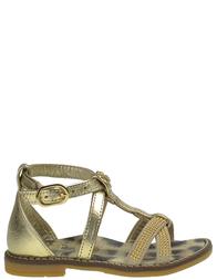Детские сандалии для девочек ROBERTO CAVALLI I41689A_gold