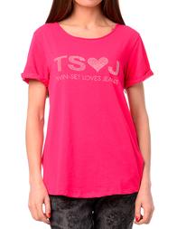 Женская футболка TWIN-SET J2S4QA00252