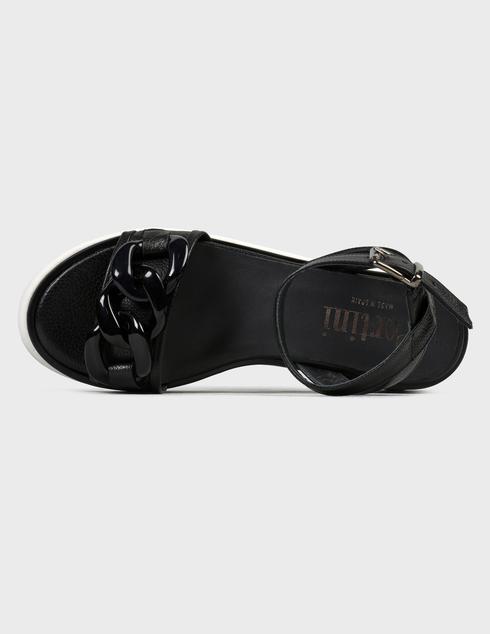 черные женские Босоножки Pertini 211W30943D1 4325 грн