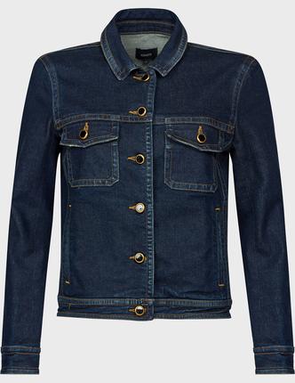 KHAITE джинсовая куртка