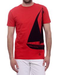 Мужская футболка MARINA YACHTING 8240280166-50450