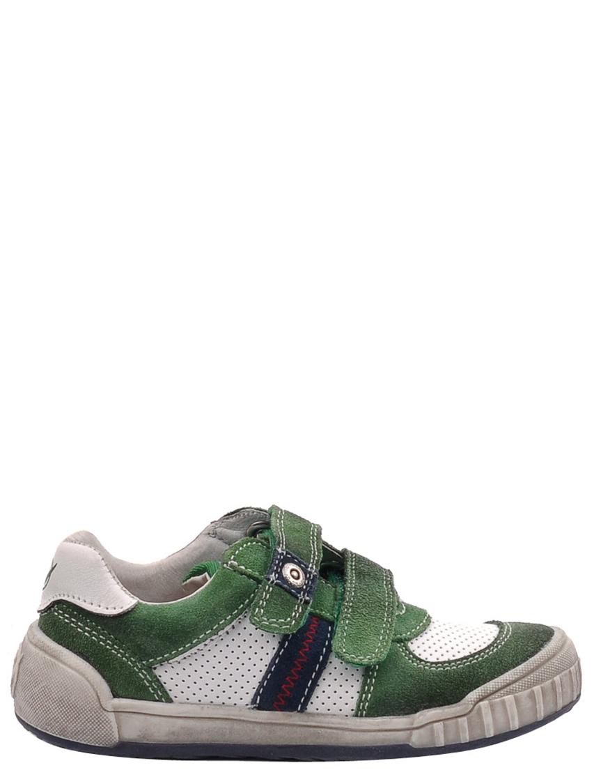 Детские кроссовки для мальчиков NATURINO Alden-green