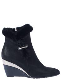 Женские ботинки ACCADEMIA 7016_black