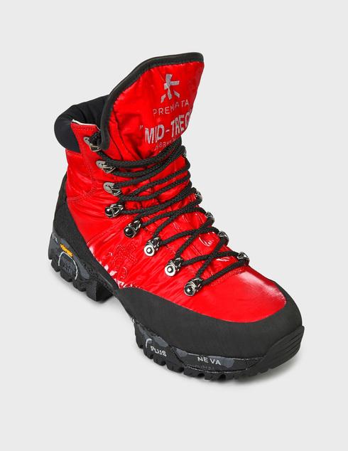 красные Ботинки Premiata MIDTRECD_0168D