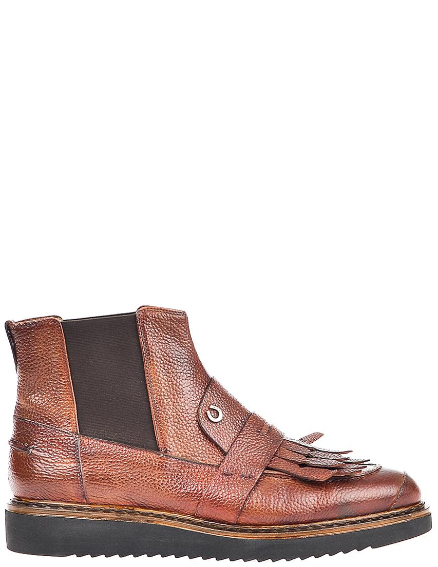 Женские ботинки Pakerson 24663_brown